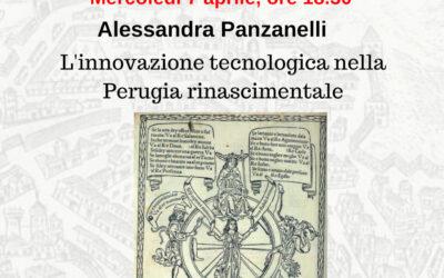 L'innovazione tecnologica nella Perugia rinascimentale