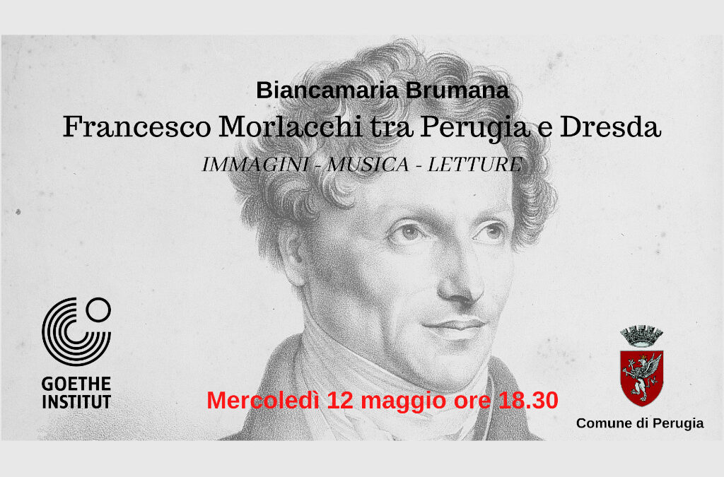 Francesco Morlacchi tra Perugia e Dresda